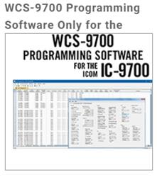 RT Systems Radio Programming Software WCS-9700-U