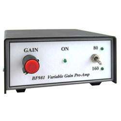 KD9SV Products SV-DB - KD9SV Products SV-DB 160/80 Meter Preamps