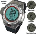 Click here for more information about La Crosse Technology Digital Altimeter Watches