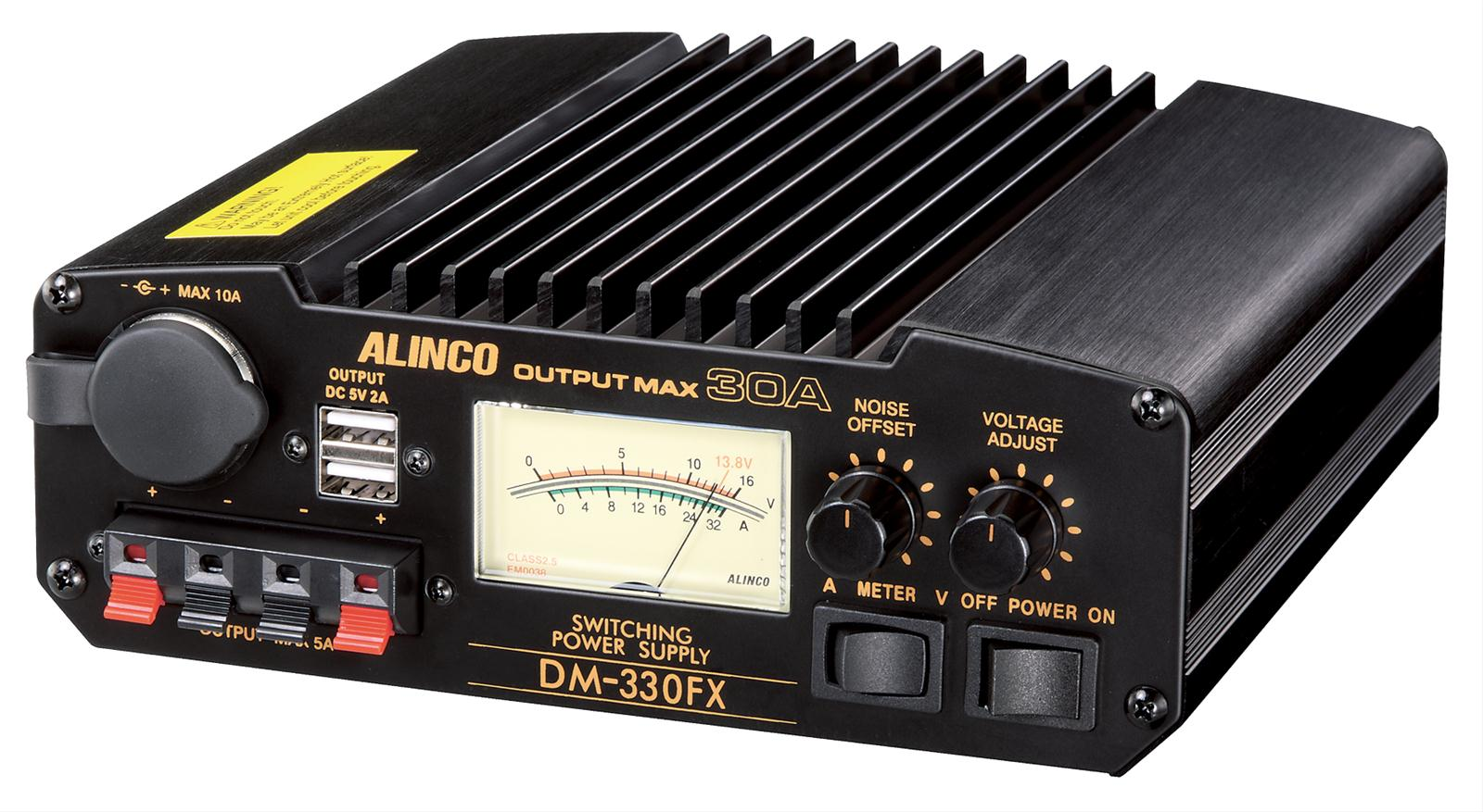 Alinco Dm 330mvt Power Supplies 330fx Free Shipping On Most 138v 10a Supply Orders Over 99 At Dx Engineering