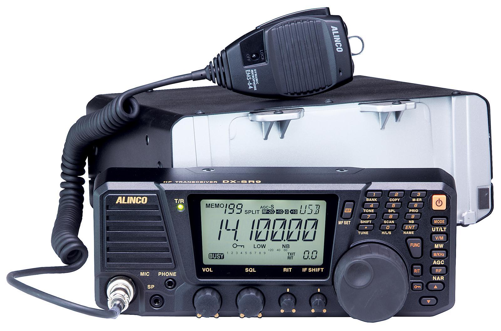 Alinco DX-SR9T SDR HF Base Transceivers DX-SR9T