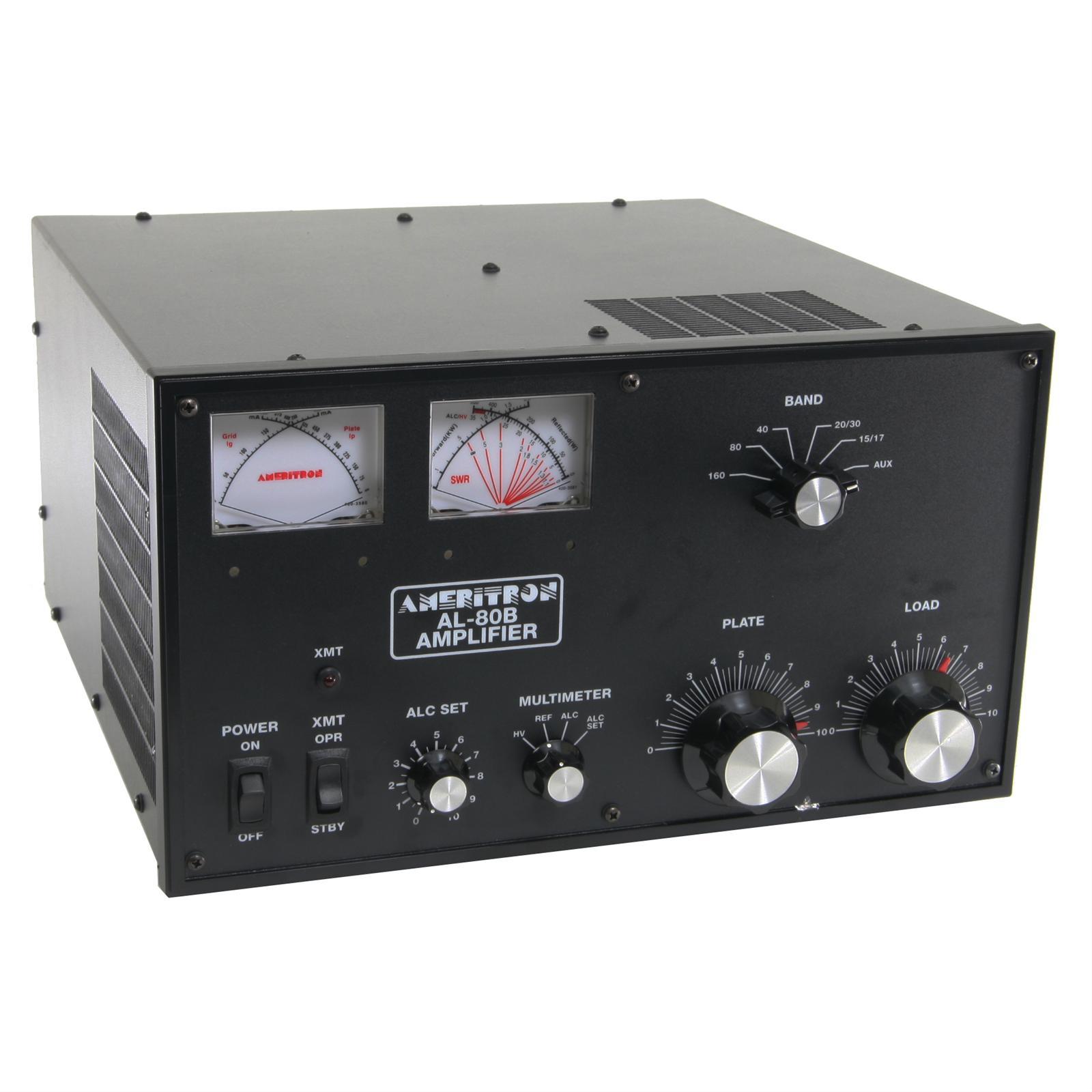 Ameritron HF Power Amplifiers AL-80B