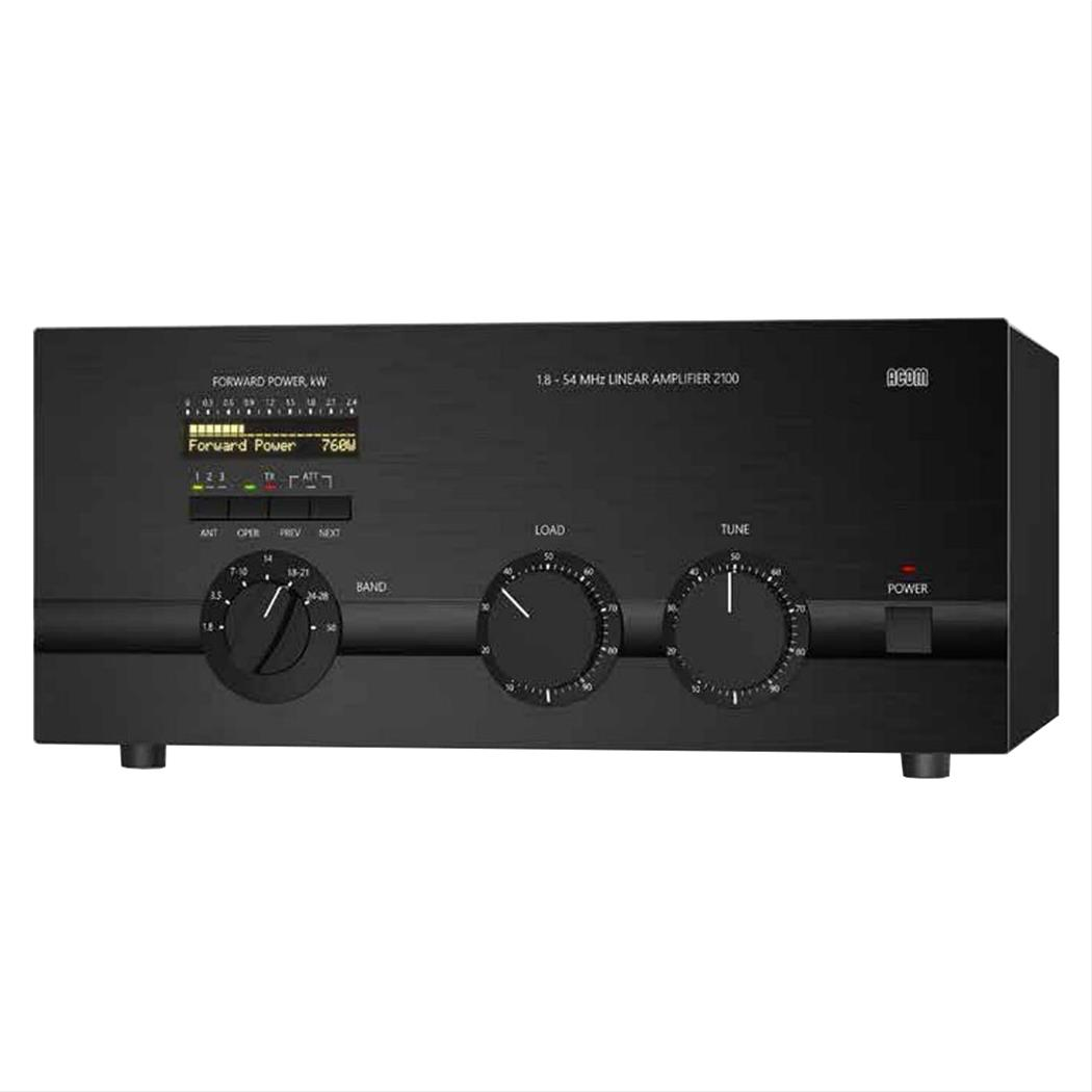 Acom 2100 Hf 6 Meter Linear Amplifiers Free Shipping On What Types Of Wiring Do I Need To Install An Amplifier Learning Most Orders Over 99 At Dx Engineering