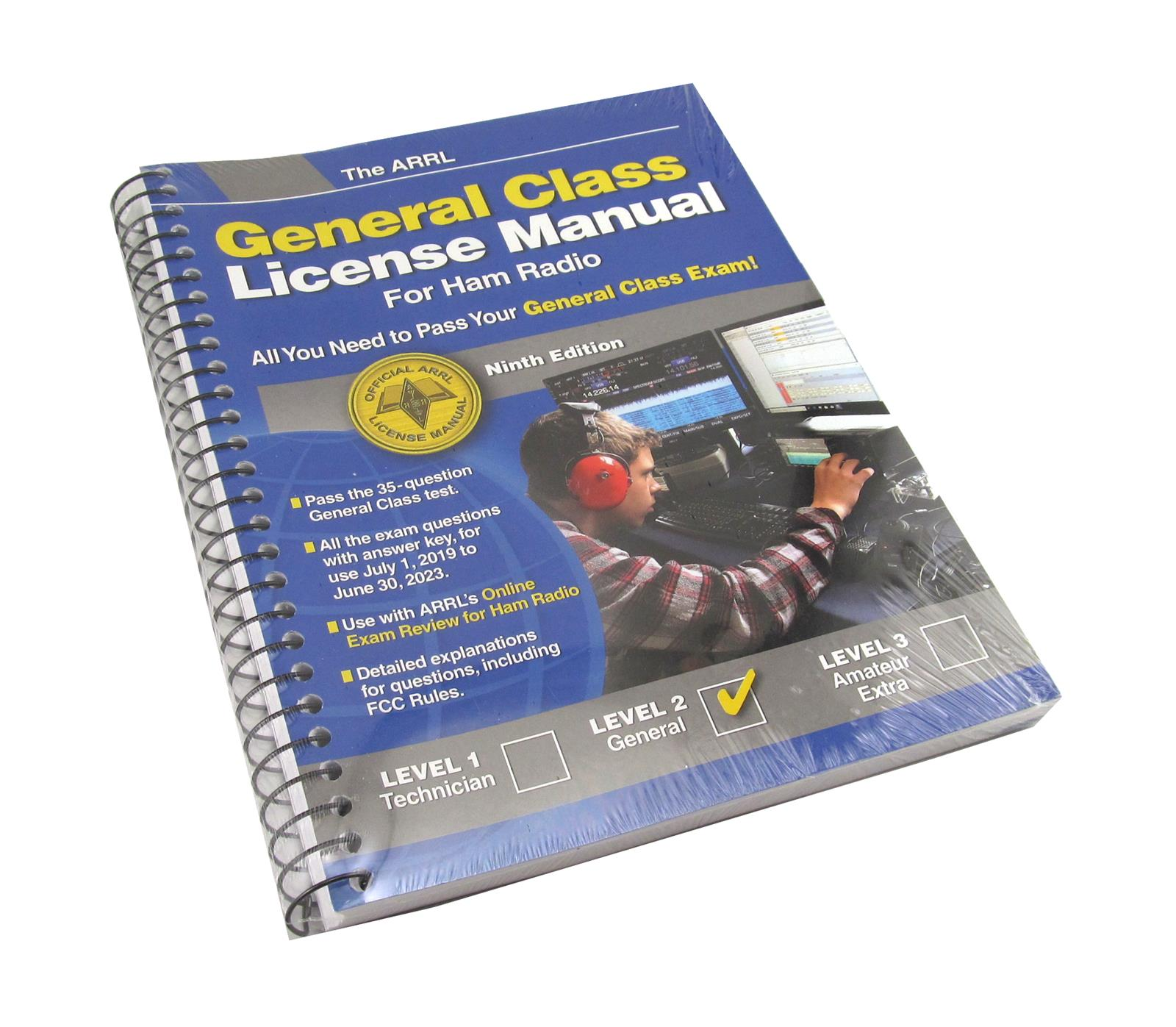 ARRL's General Class License Manual 9th Edition 1069