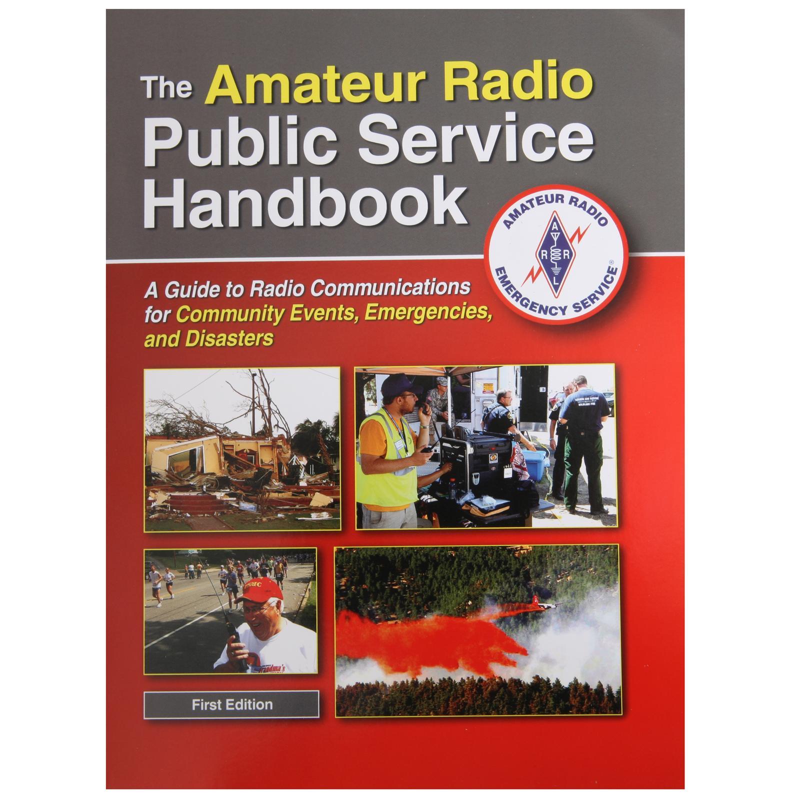 ARRL - The Amateur Radio Public Service Handbook 4845 - Free