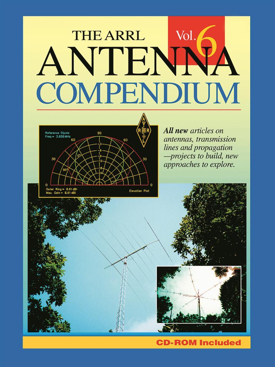 ARRL's Antenna Compendium Volume 6 7431 - Free Shipping on