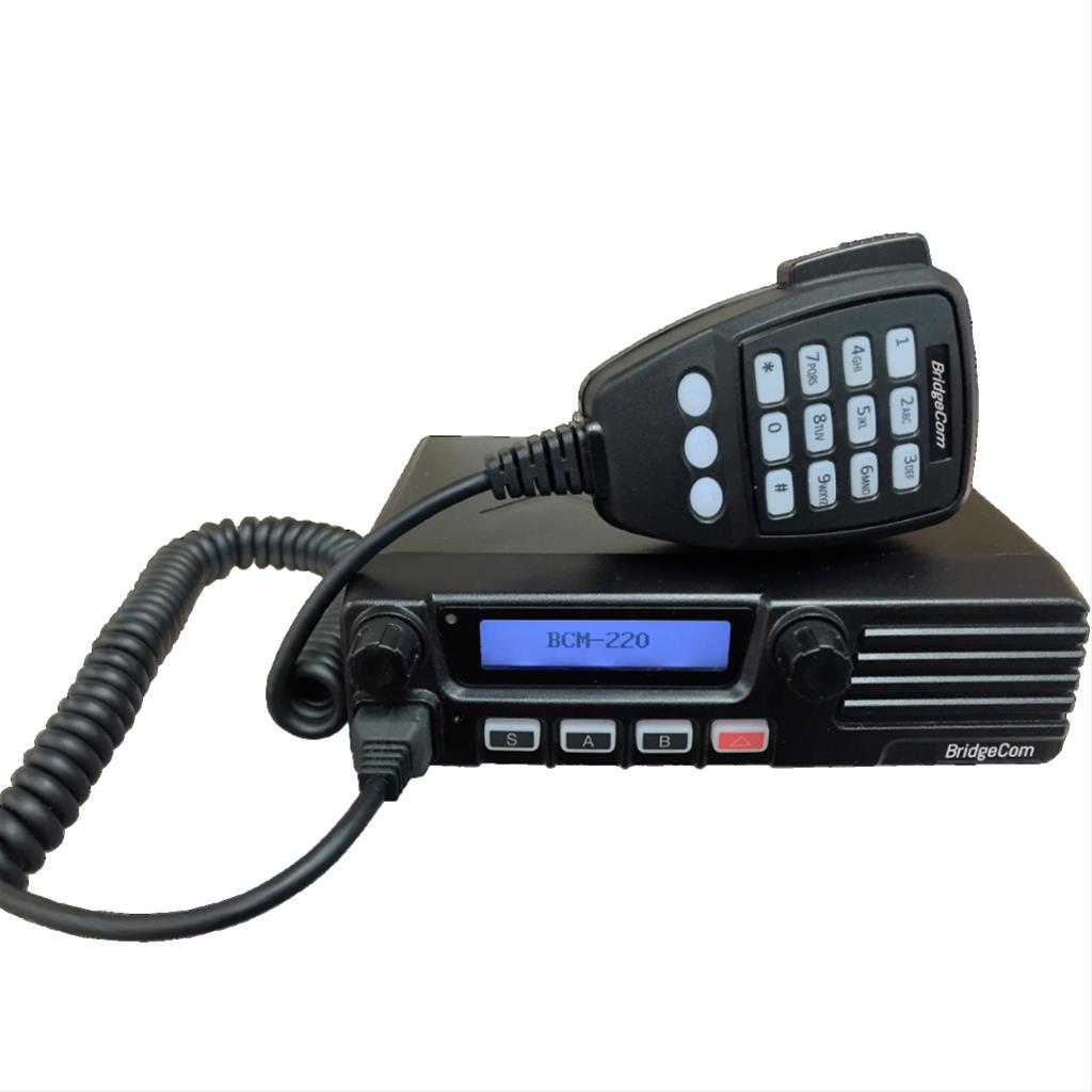 Bridgecom BCM-220 Mobile Transceiver BCM-220