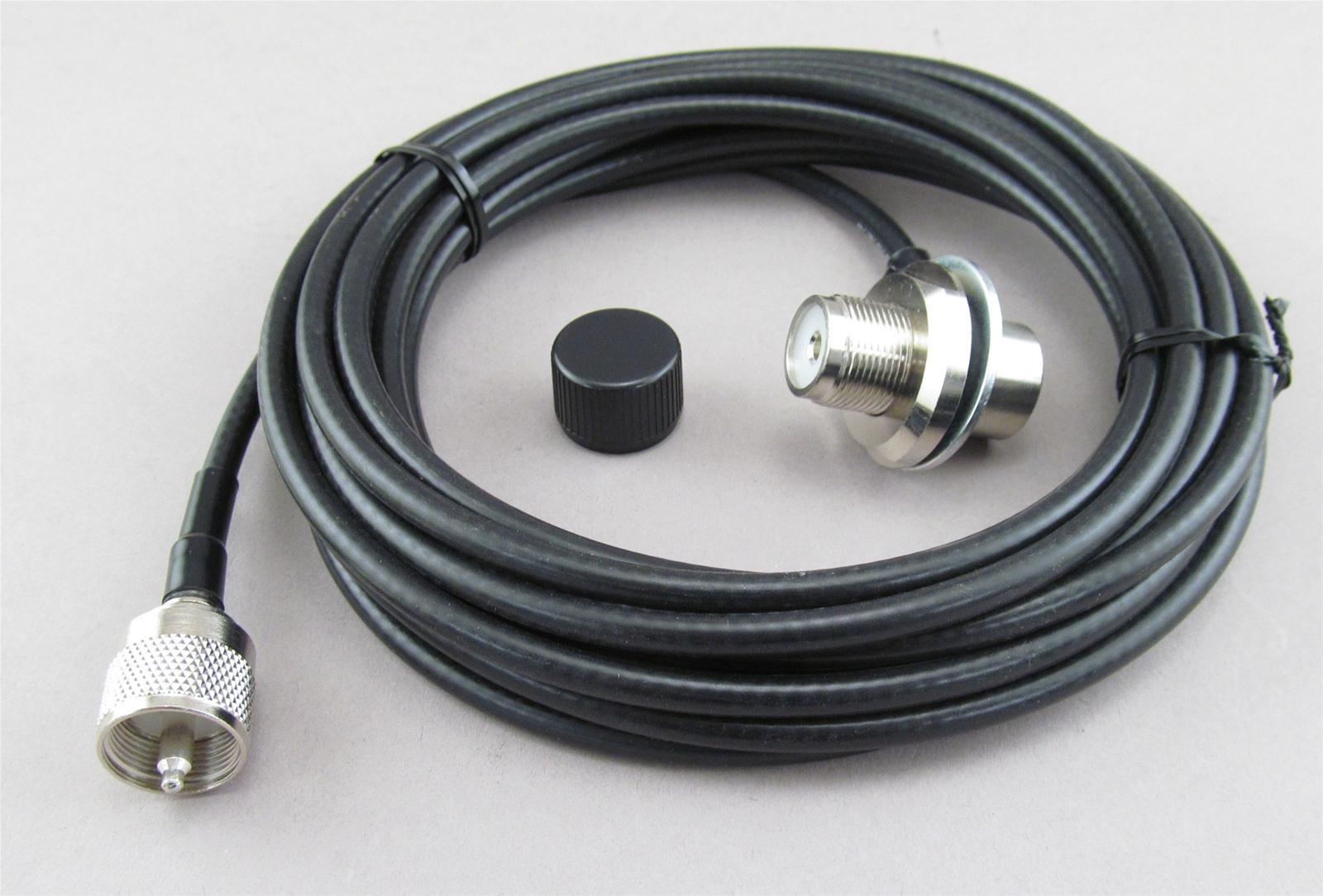 Standard Cable Assemblies : Comet cr m standard cable assemblies free