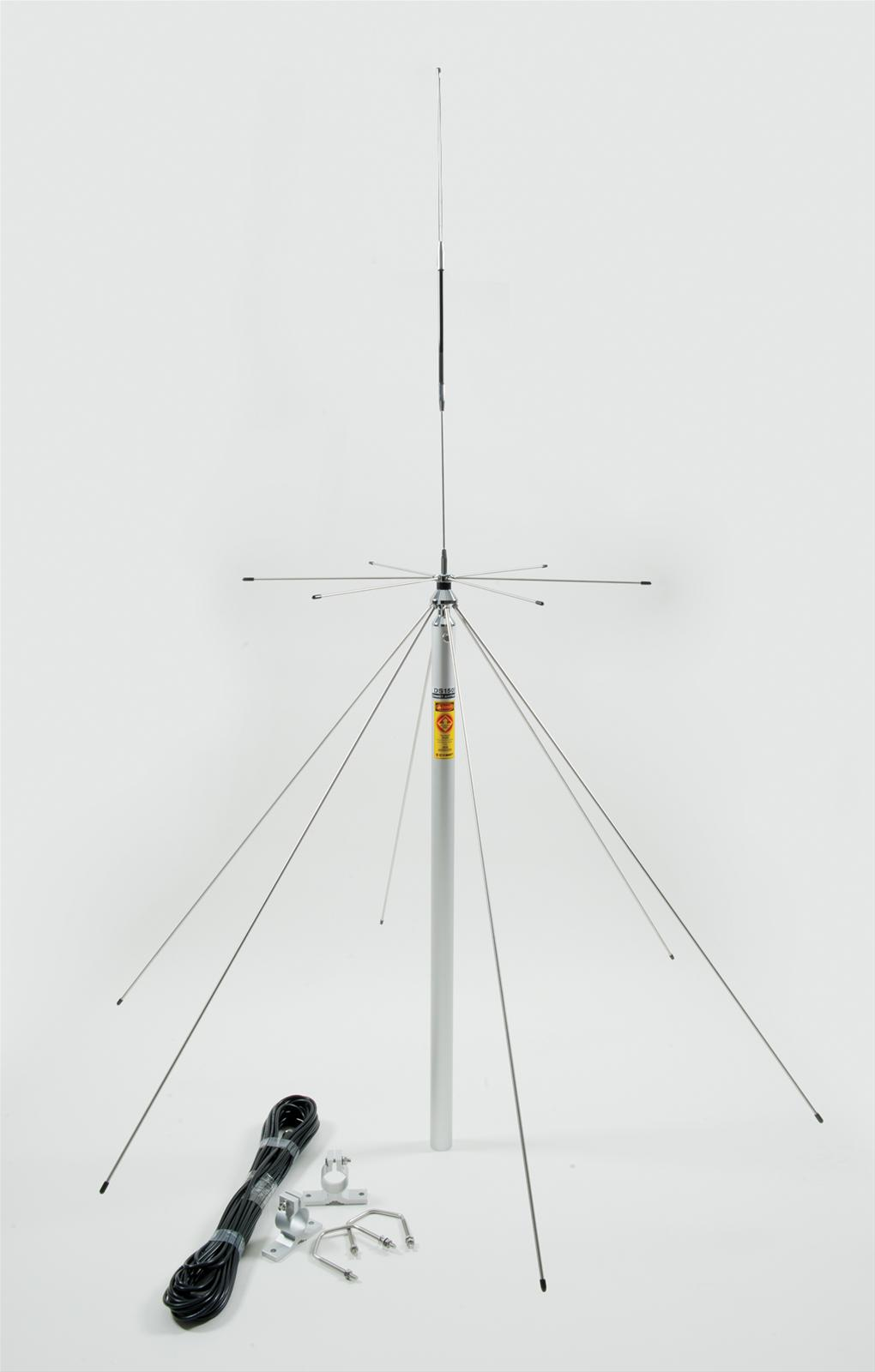 Comet DS-150S Discone Base Antennas DS-150S
