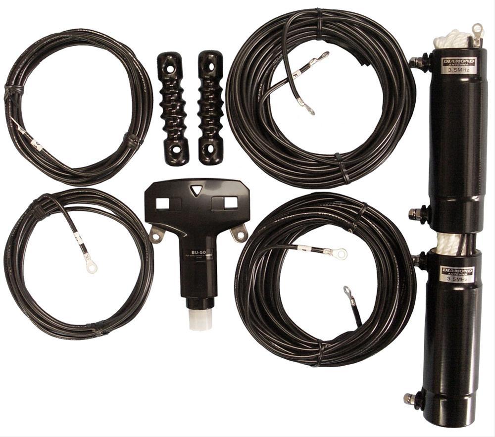 Diamond Antenna W735 Wire Dipole Antennas W735 - Free Shipping on ...
