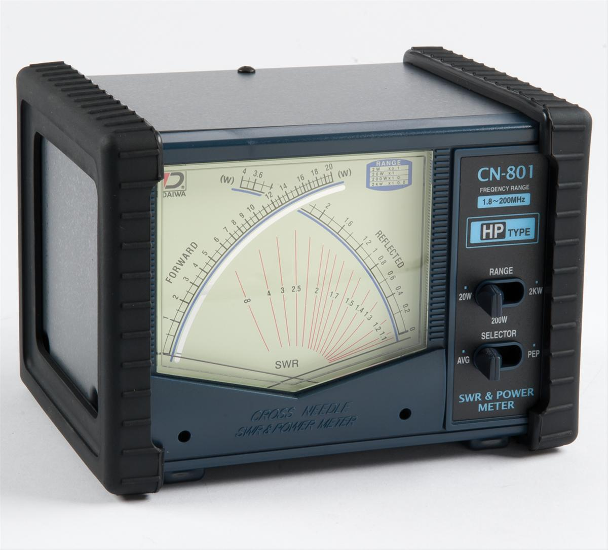 Daiwa Cn 801 Professional Series Bench Meters 801hp Free Schematic Diagram Download Wiring Shipping On Most Orders Over 99 At Dx Engineering