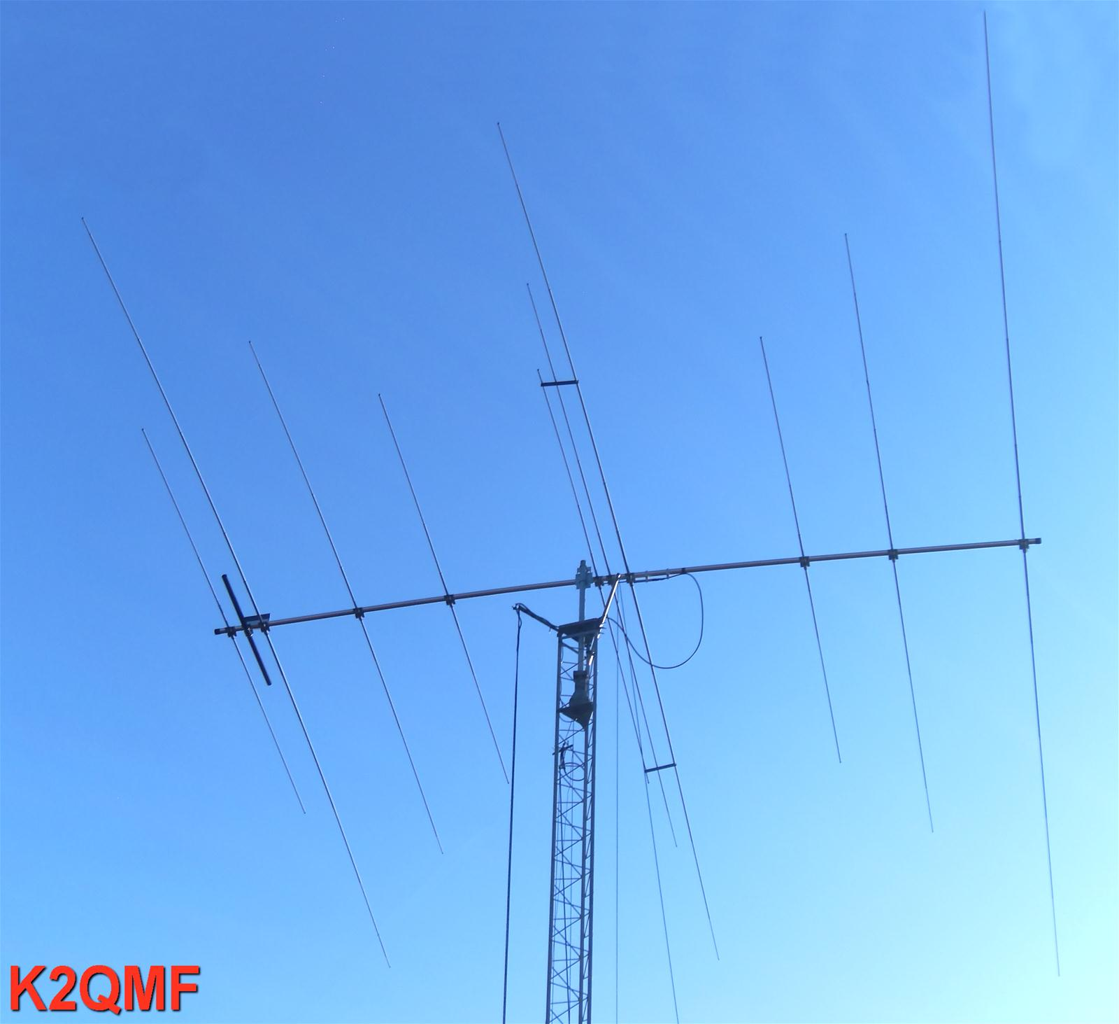 DX Engineering Skyhawk Tri-Band Yagi Antennas DXE-3X10