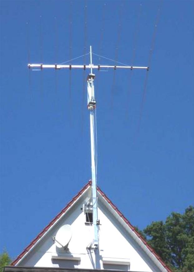 Hummelmasten Mini XL Tower DXE-MINIXL-PKG11