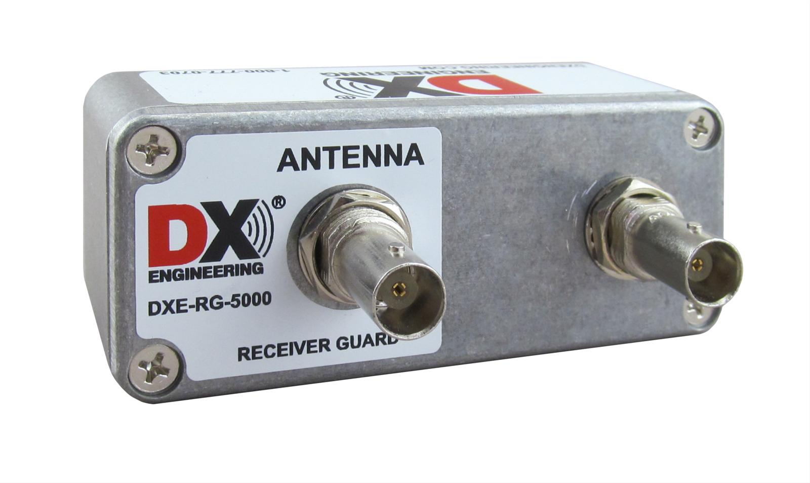 DX Engineering Receiver Guard Electronic RF Limiters DXE-RG-5000