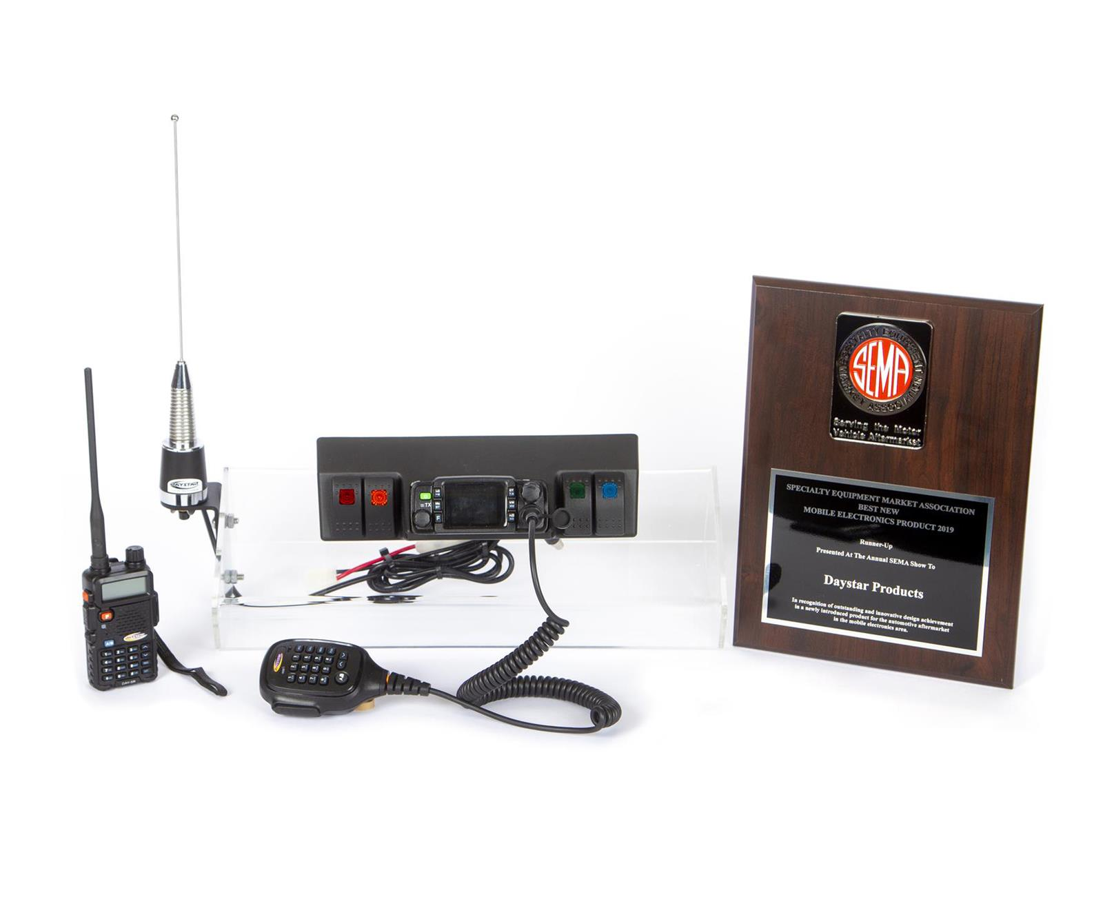 Daystar GMRS Radio Kits KJ71061BK