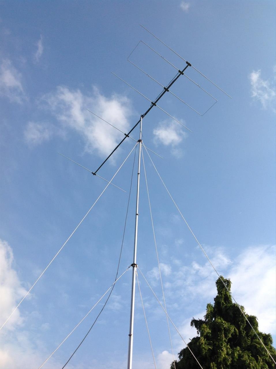 EAntenna VHF and UHF Directional Antennas 50LFA5