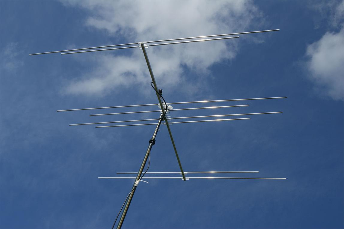 EAntenna VHF and UHF Directional Antennas 5070OWA8