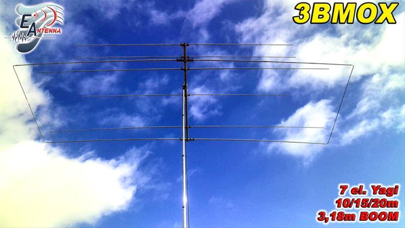 EAntenna HF Rotatable Antennas 3BMOX
