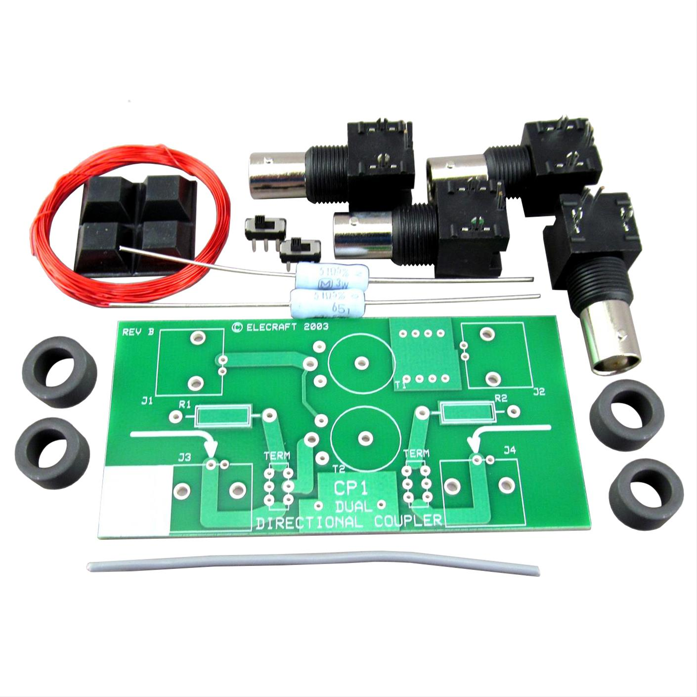 Elecraft CP1 Dual Directional Coupler Kits CP1