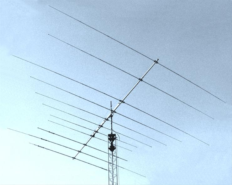 Hy Gain Hf Beam Antennas Th 11dx Free Shipping On Most