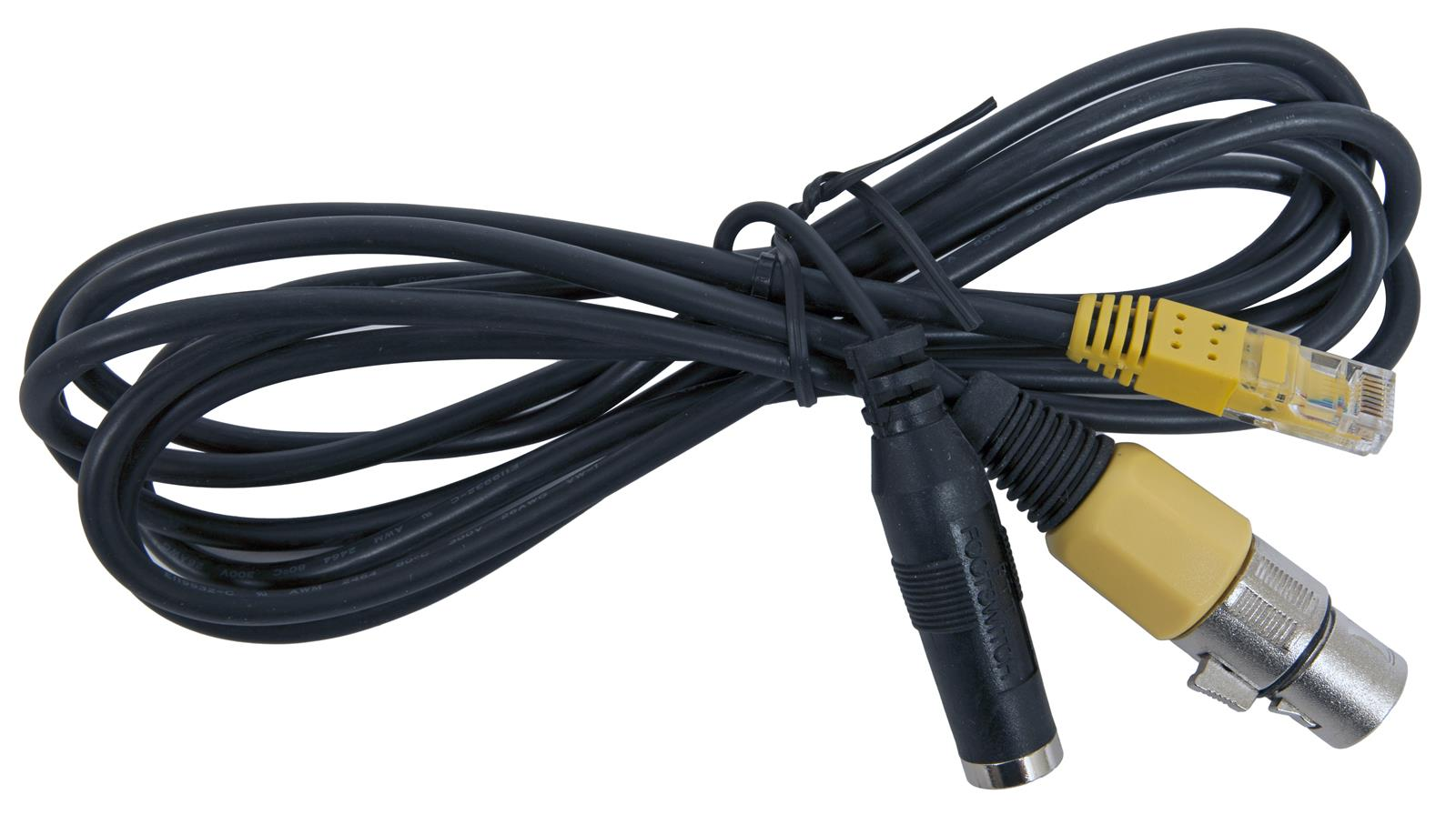 heil sound microphone adapter cables cc-1-xlr-ym - free shipping on most  orders over $99 at dx engineering