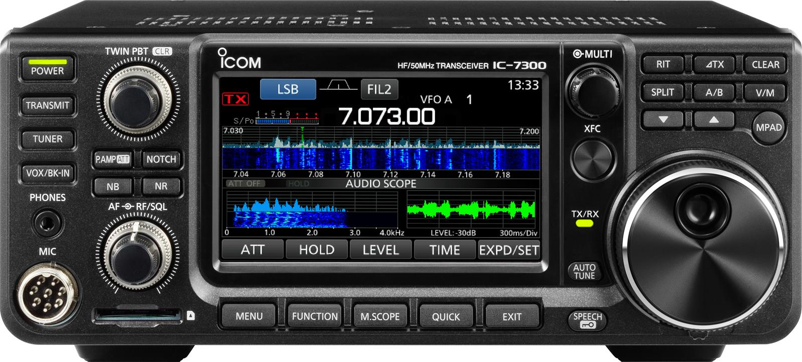 ICOM IC-7300 TRANSCEIVER WINDOWS 7 X64 DRIVER