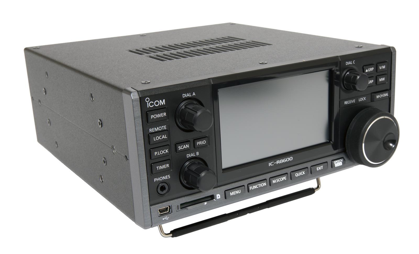 ICOM IC-R8600 Communications Receivers R8600 04