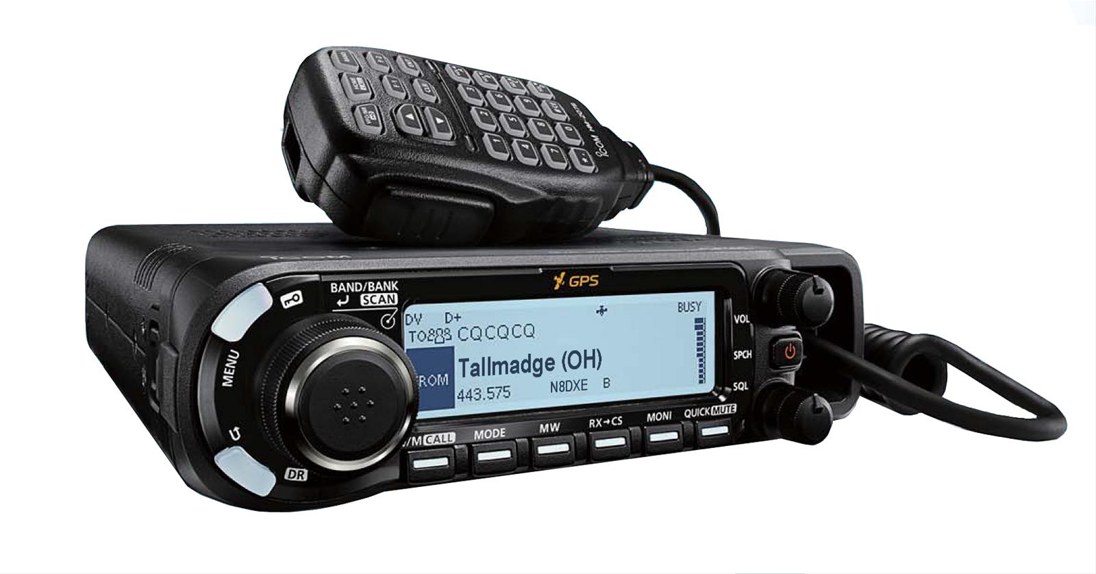 ICOM ID-4100A VHF/UHF Dual Band Digital Transceivers ID-4100A