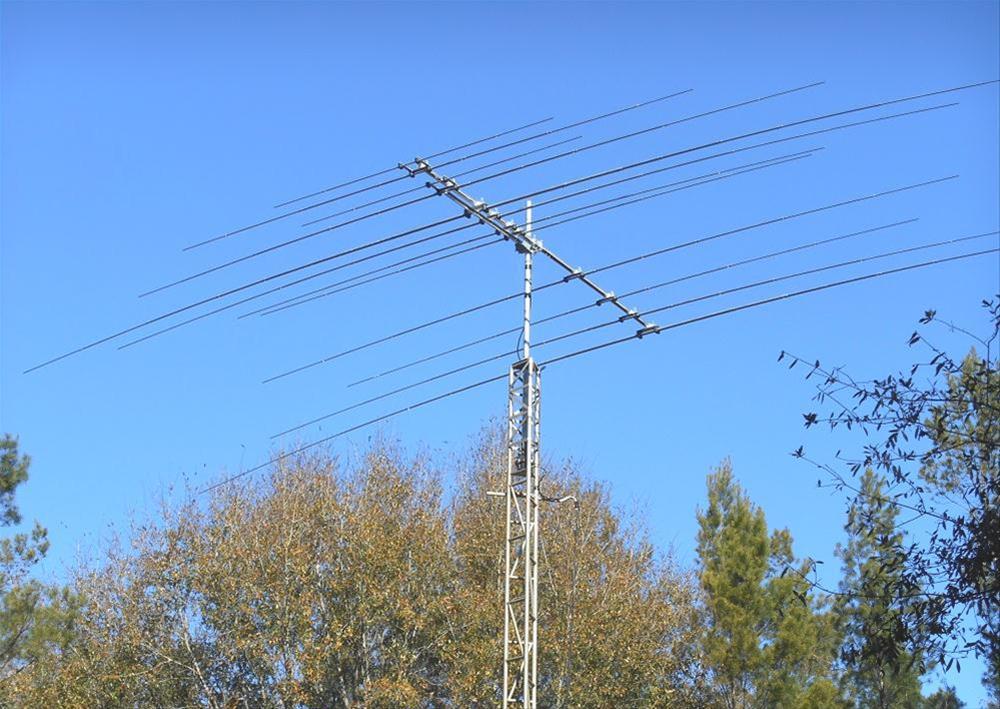 Jk Antennas Navassa 5 Hf Plus 6 Multi Band Yagis