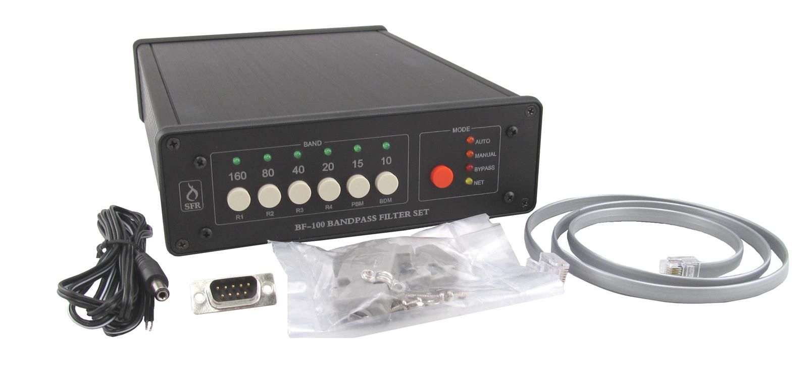 SureFire Radio BF-100 Bandpass Filter System BF-100