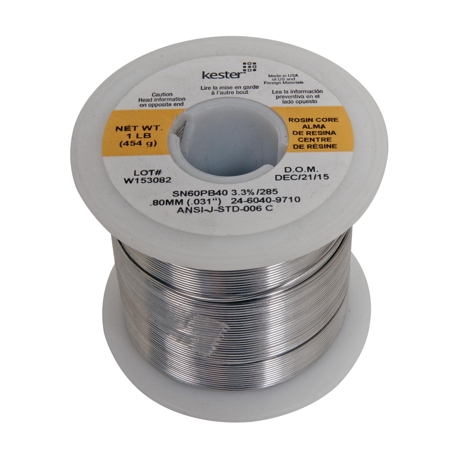 Kester Solder Wire | Kester Solder Products Solder 24 6040 9710 Free Shipping On Most
