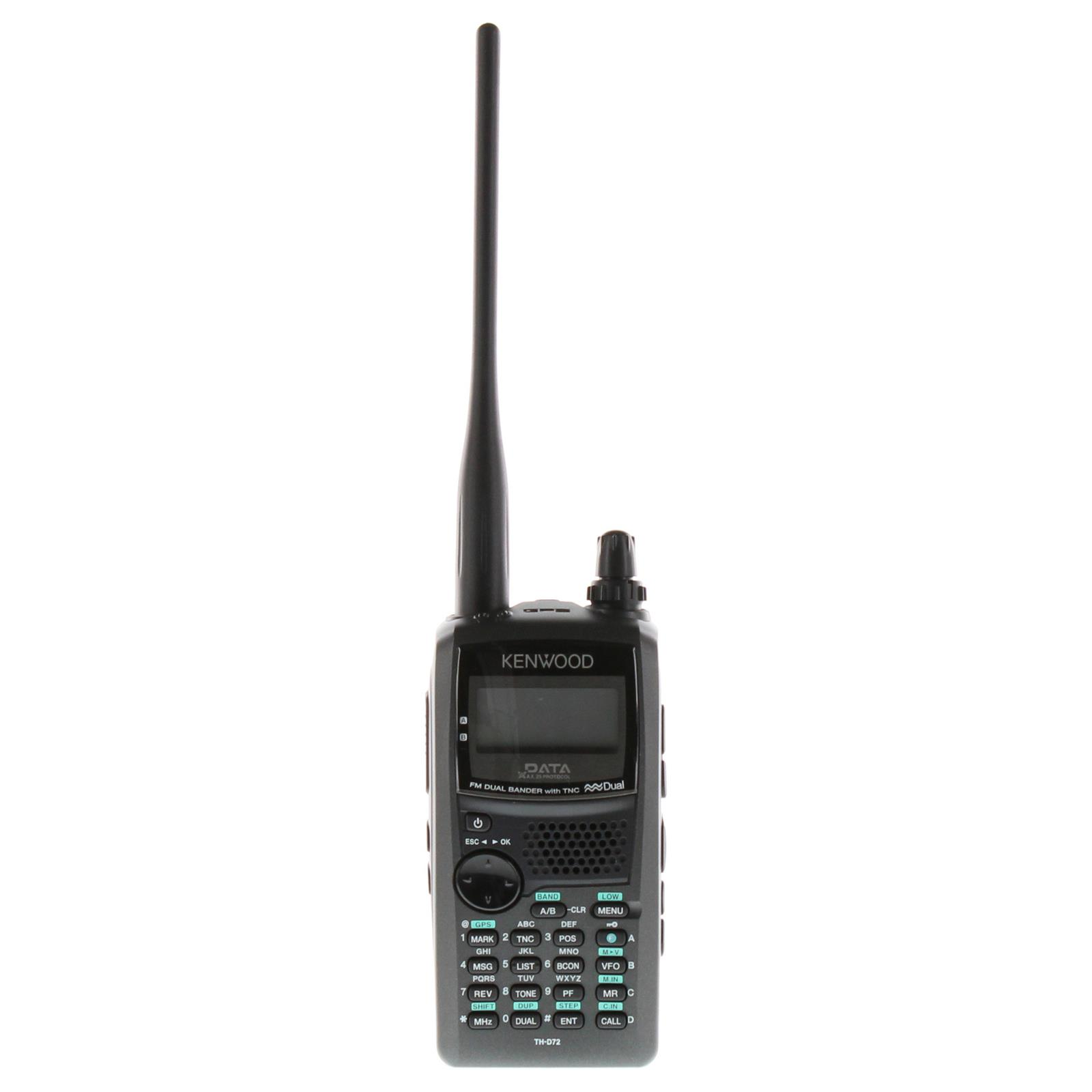 Kenwood Th D72a Dual Band Transceivers D72ak Free Shipping On Radio Remote Control Using Dtmf Receiver Transceiver Most Orders Over 99 At Dx Engineering