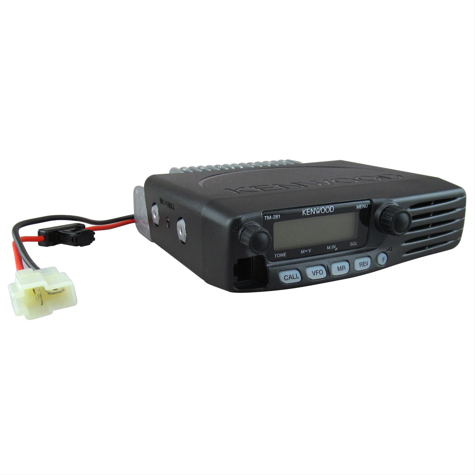 Kenwood TM-281A 2 Meter Mobile Transceivers TM-281A