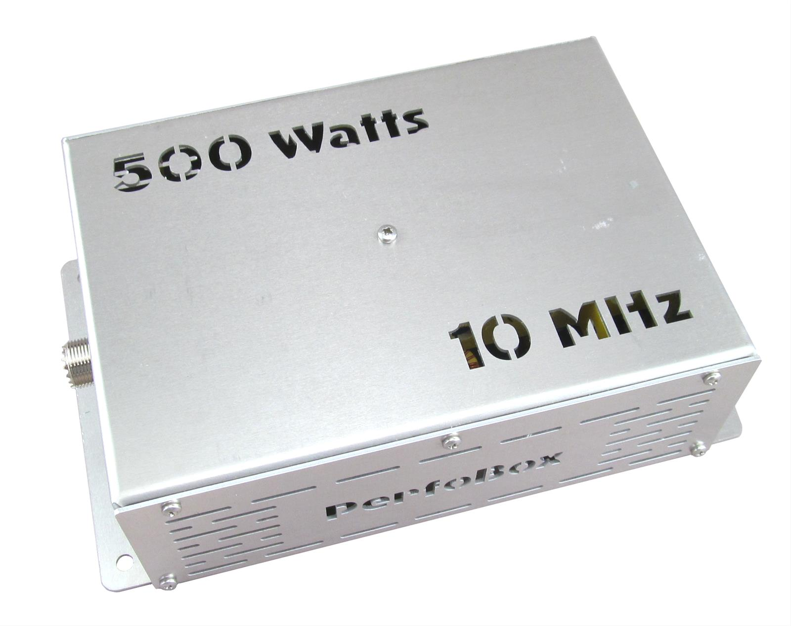 Low Band Systems HF Transmit Band Pass Filters PB-F500-10