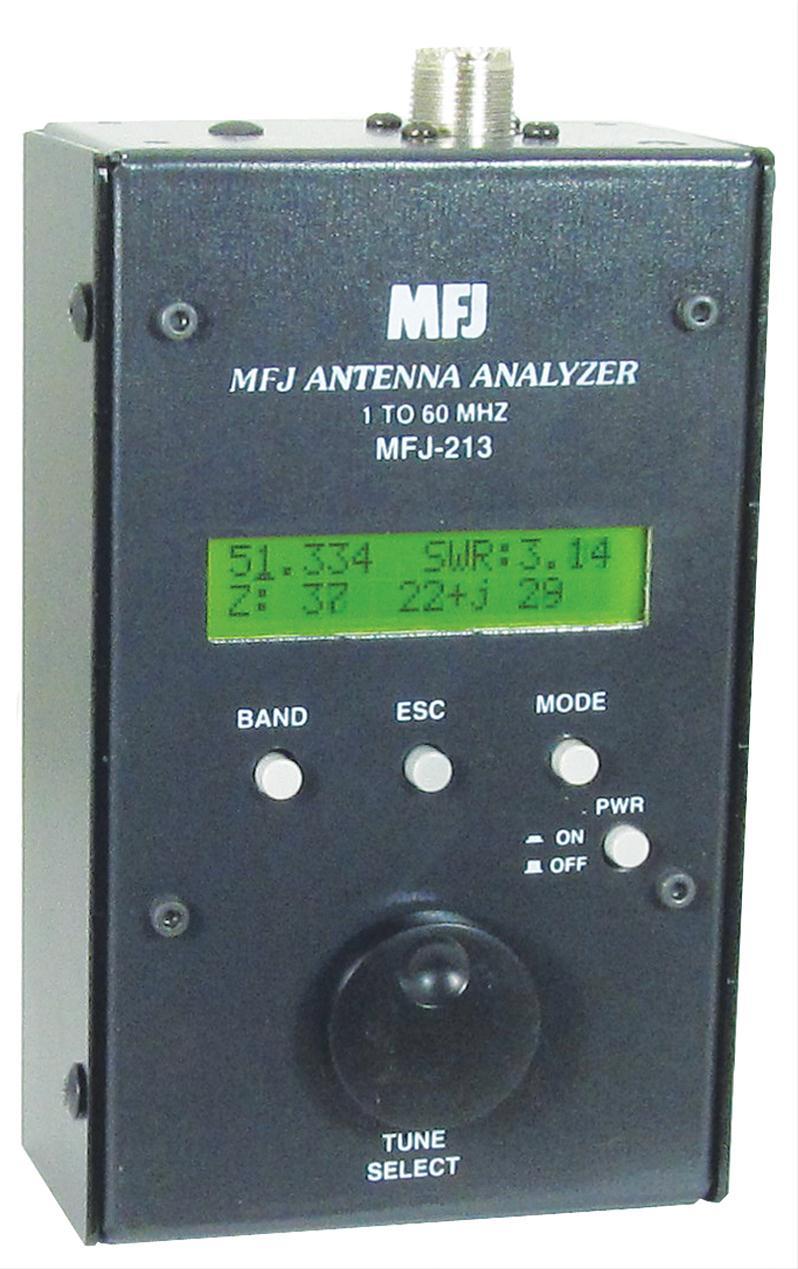 MFJ 213 Antenna Analyzers MFJ-213