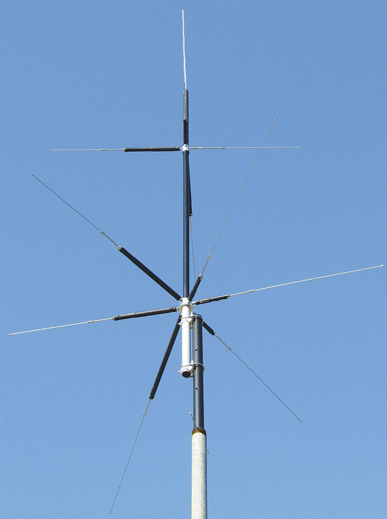 MFJ-2389 8-Band Stealth Antennas MFJ-2389
