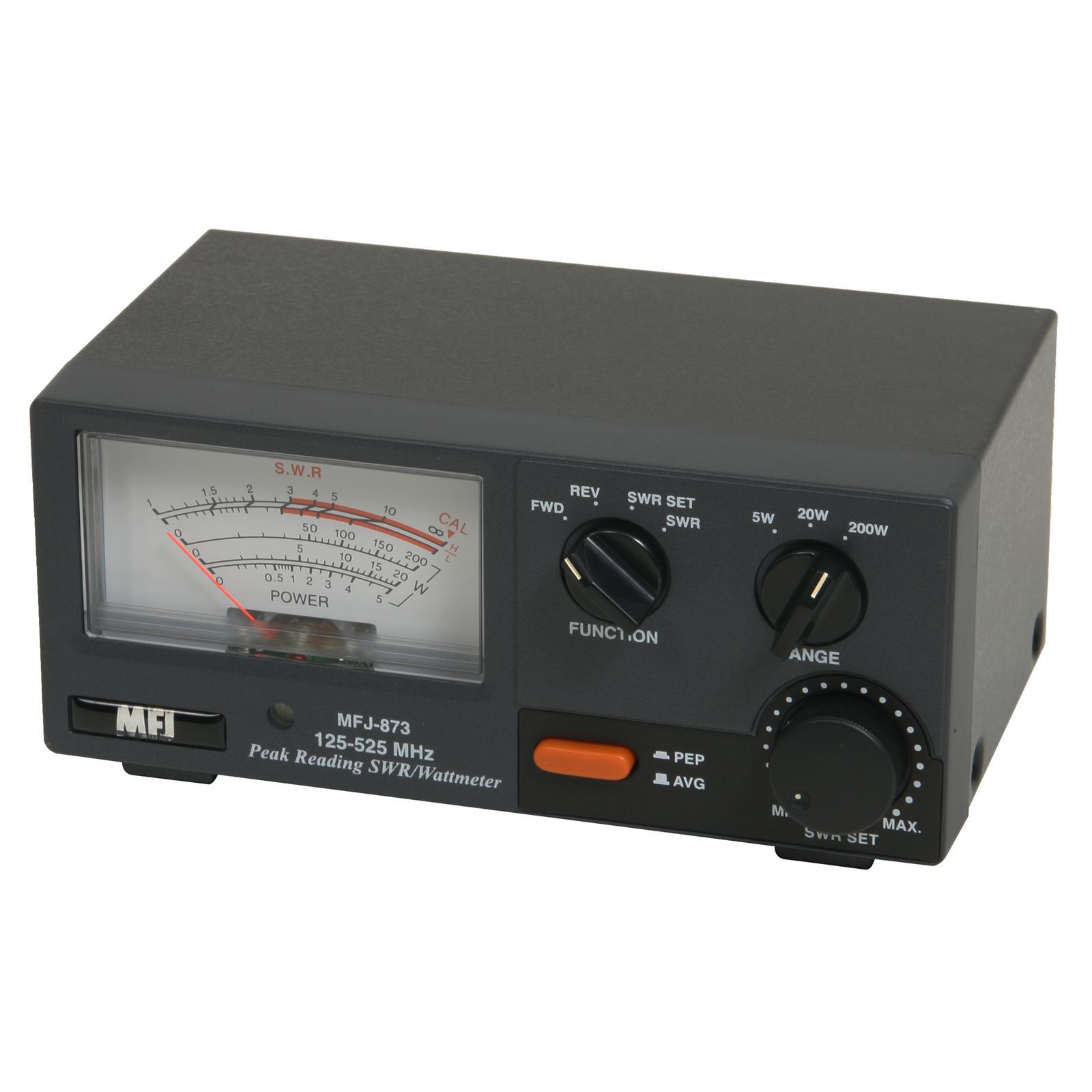 MFJ 873 SWR Power Meters MFJ-873