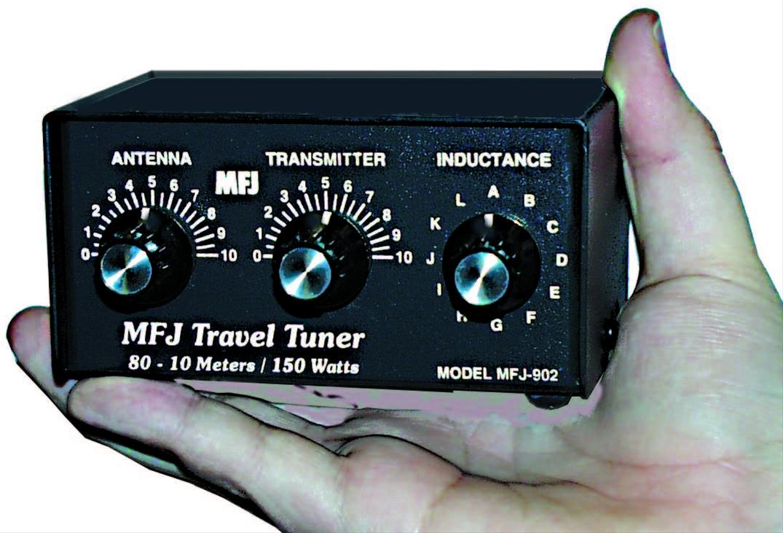 Tuners For Sale : mfj 902 travel antenna tuners mfj 902 free shipping on most orders over 99 at dx engineering ~ Vivirlamusica.com Haus und Dekorationen