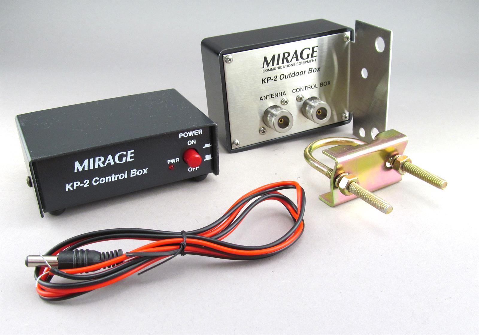 Mirage Preamplifiers KP-2-220