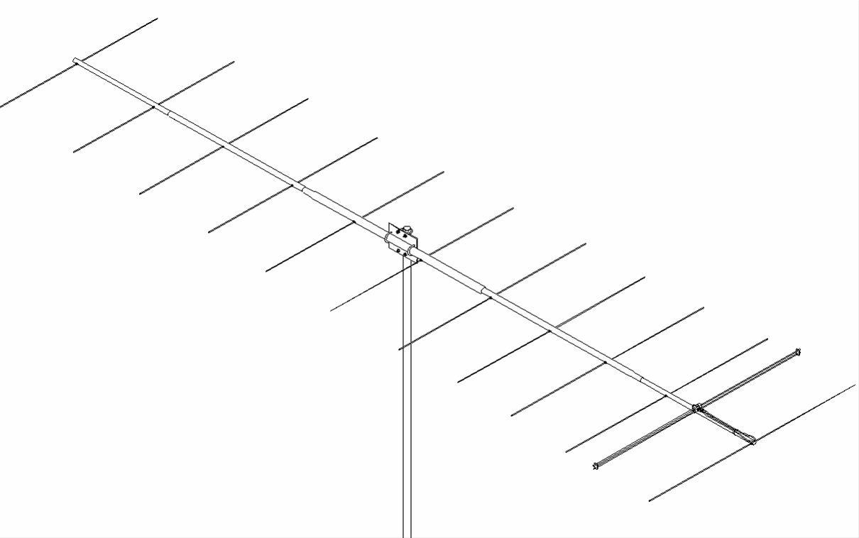 M2 Antennas 2m12 2 Meter Yagi Antennas 2m12 Free