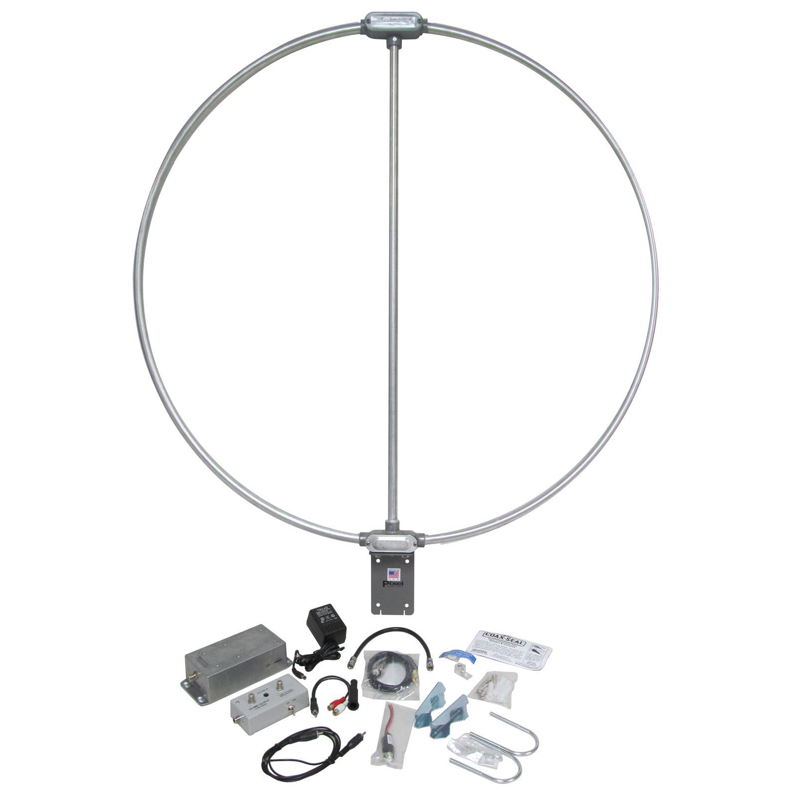 Pixel Technologies Active Magnetic Loop Antennas RF-PRO-1B - Free