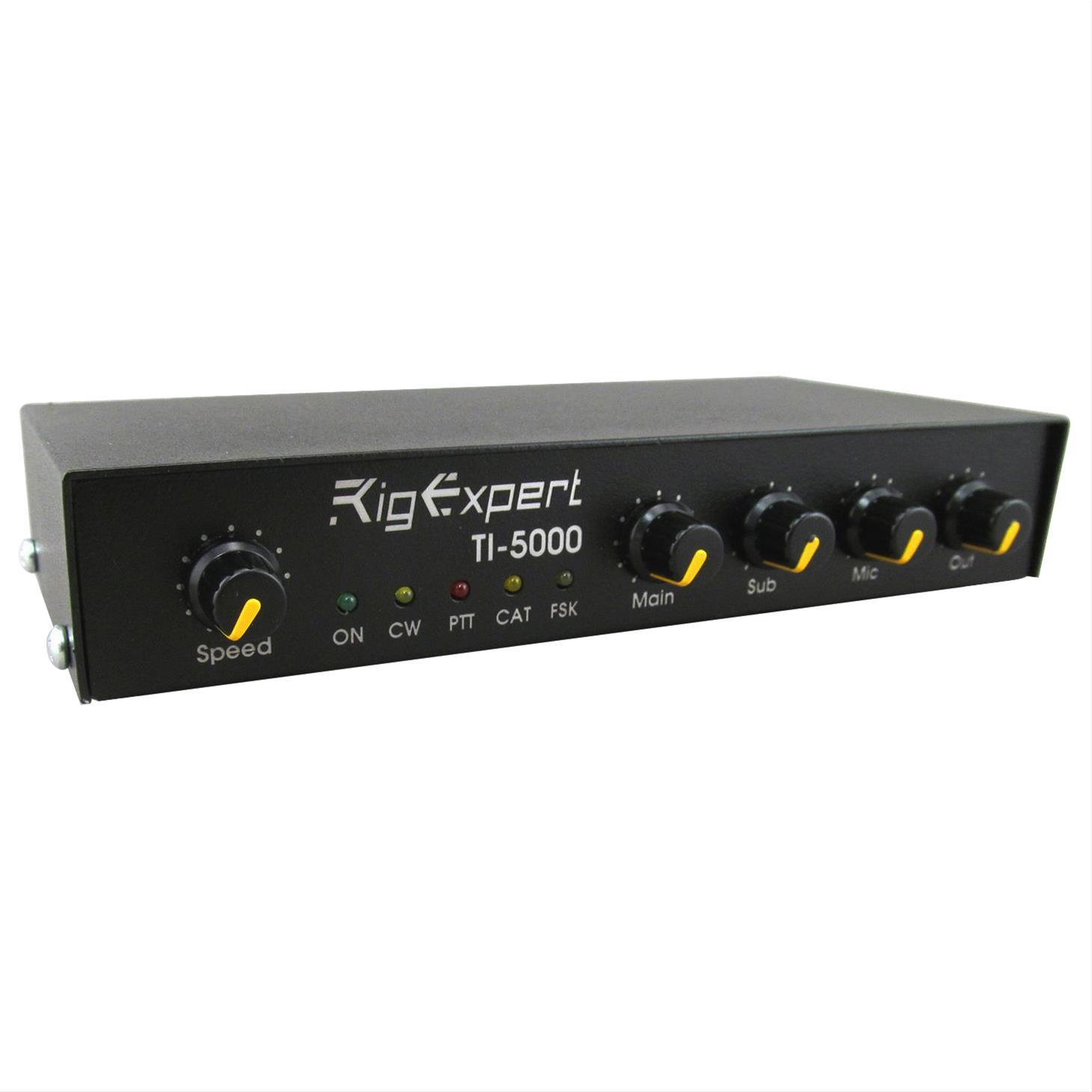 RigExpert TI-5000 Digital Mode and Radio Control Interface TI-5000