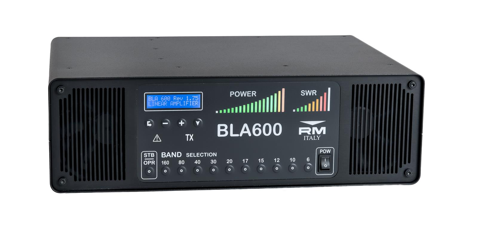 rm italy bla600 solid state amplifiers bla600 free shipping on
