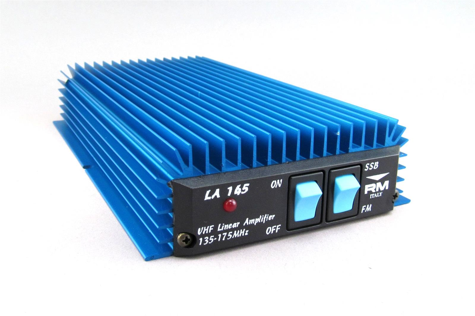 Rm Italy Vhf Ht Linear Amplifiers La 145 Free Shipping On Most 5 Watt Uhf Tv Amplifier Orders Over 99 At Dx Engineering
