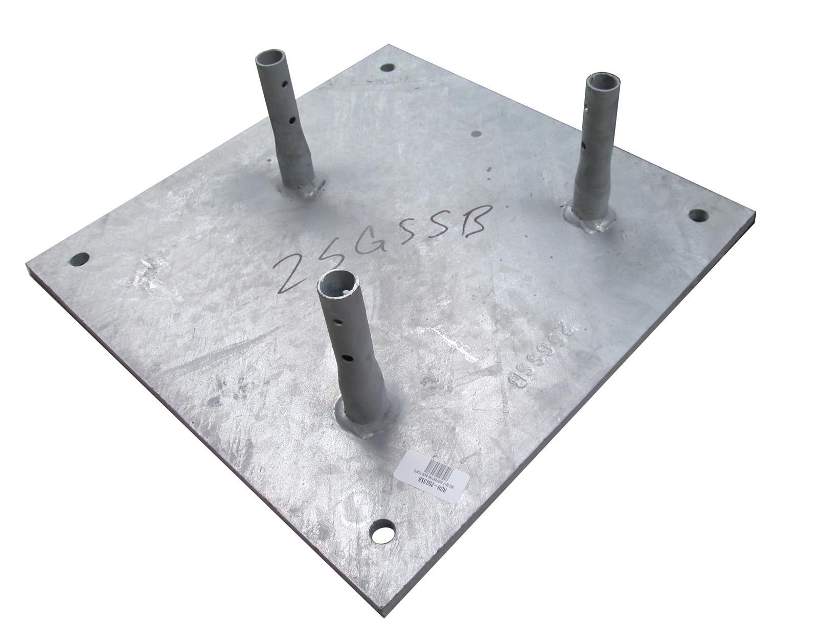 ROHN Self-Supporting Concrete Base Plates 25GSSB