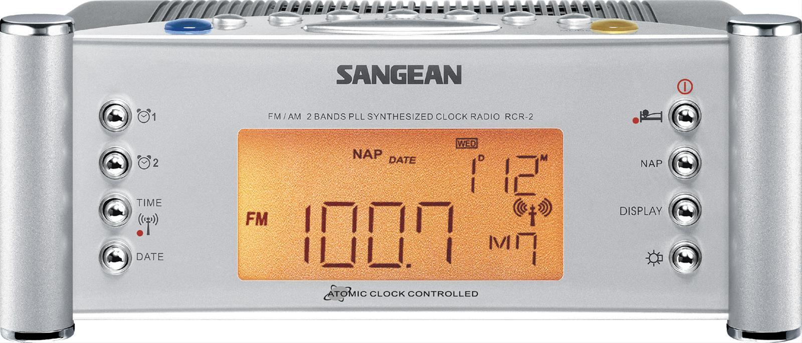 Sangean RCR 2 Clock Radios