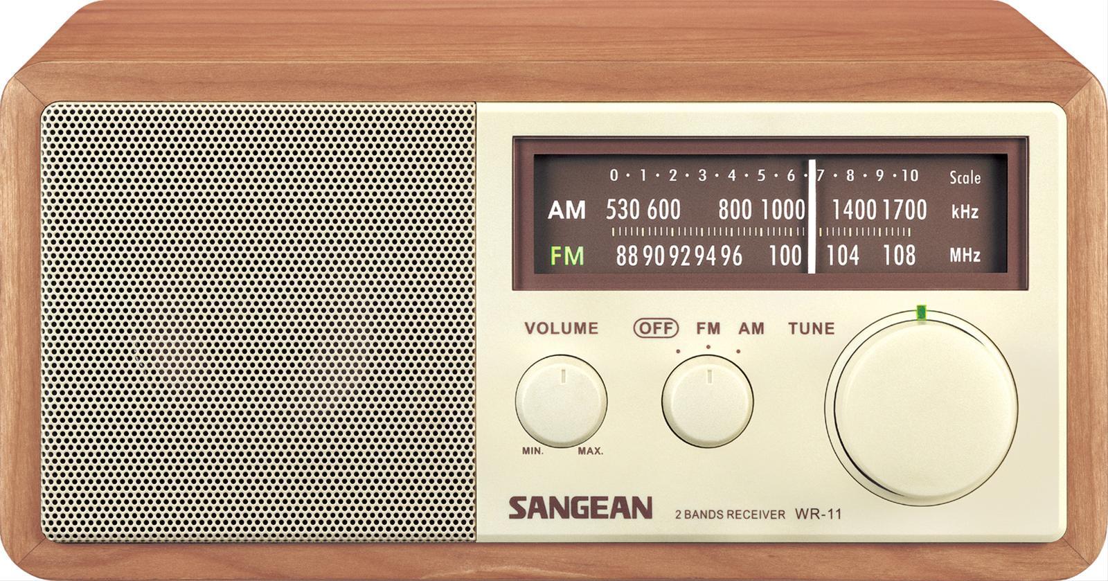 Table Top Radio Sangean wr 11 Table Top Radios