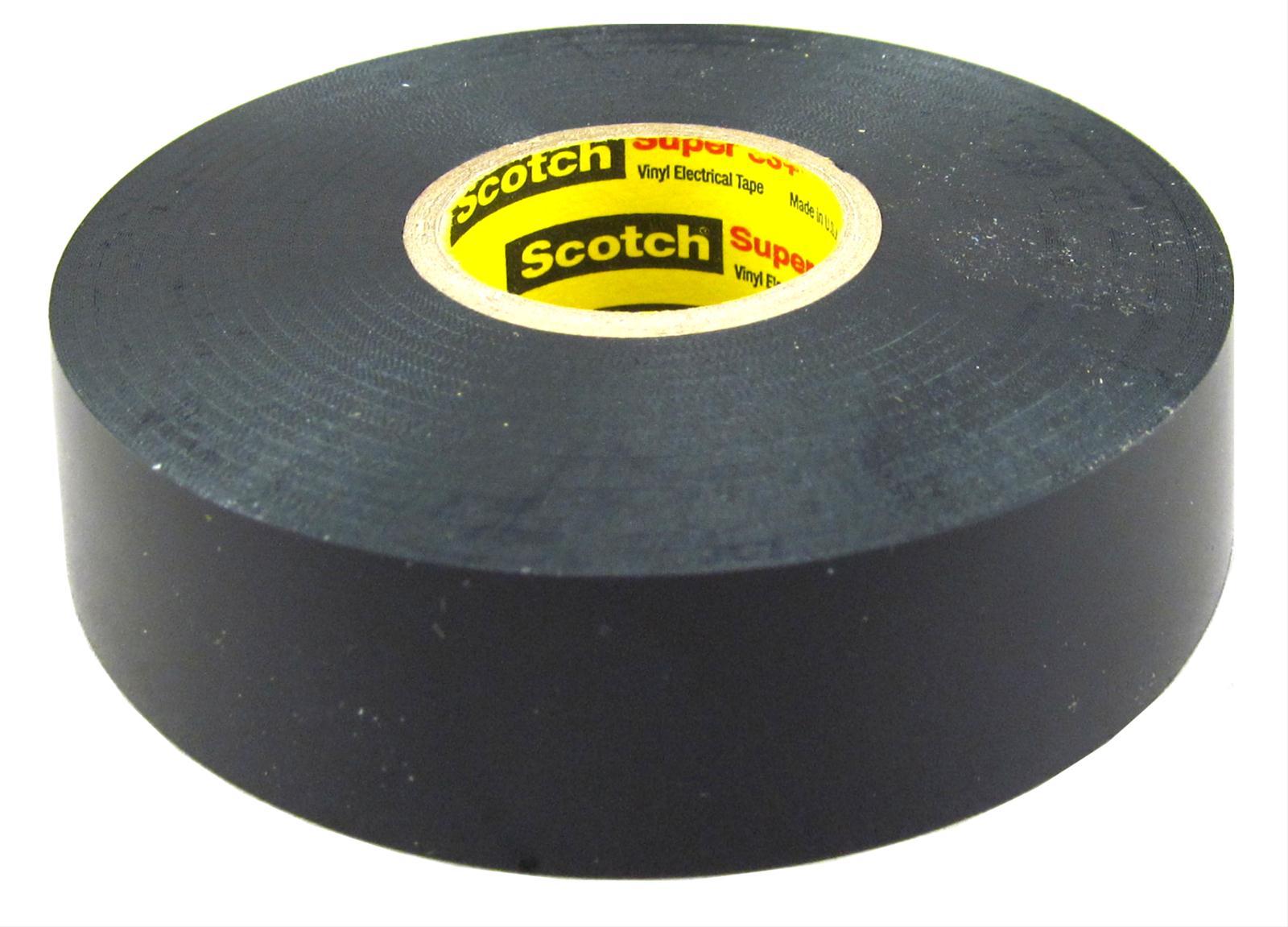 3M Products Scotch Super 33 Plus Vinyl Electrical Tape 06132