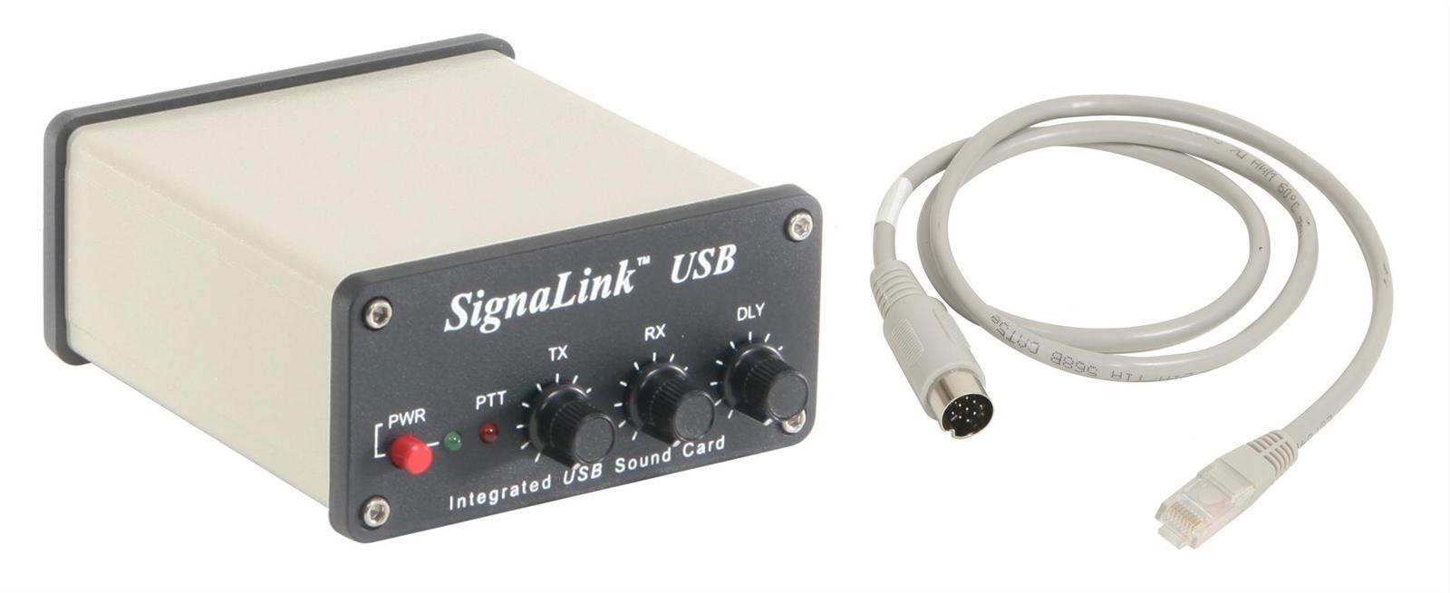 Tigertronics SLUSB13I SIGNALINK USB FOR ICOM 13-PIN DIN