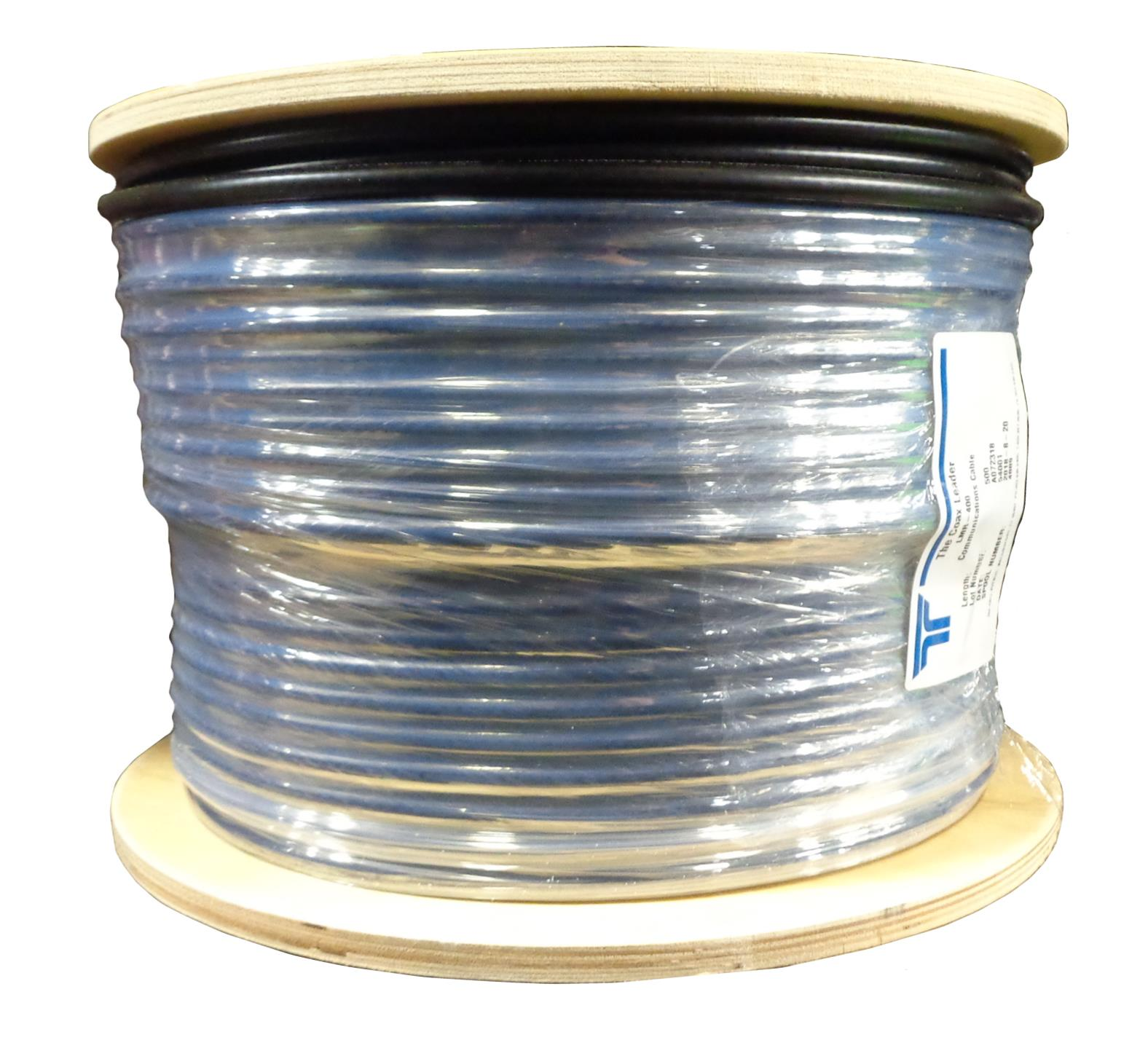 20 ft Times Microwave LMR-400 50 Ohm Coaxial Cable BNC Male to PL-259 Connectors